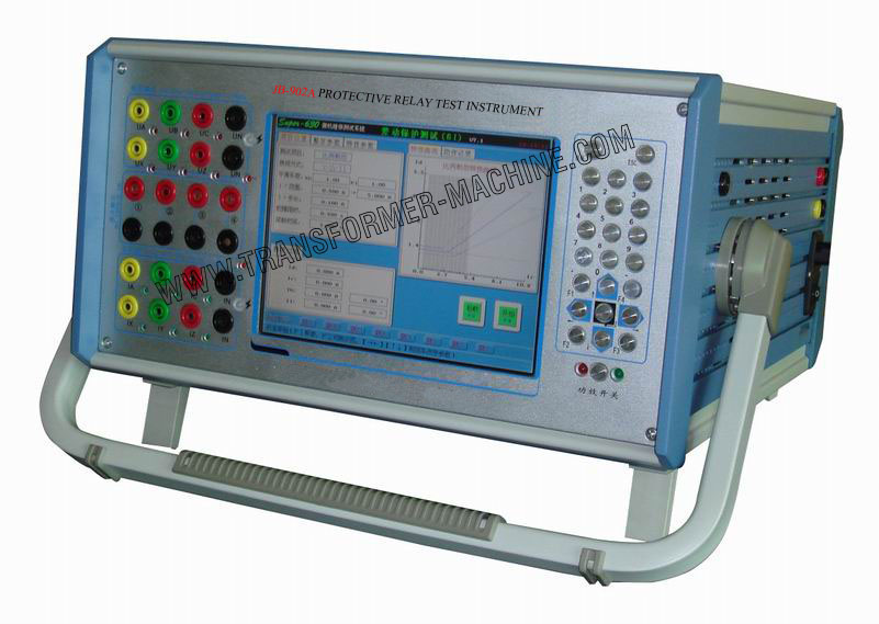 Protective Relay Test Instrument
