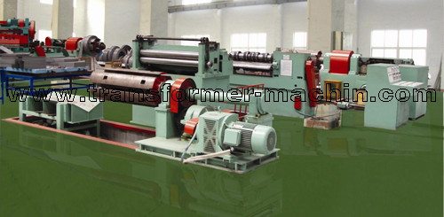 Silicon Steel Slitting Line