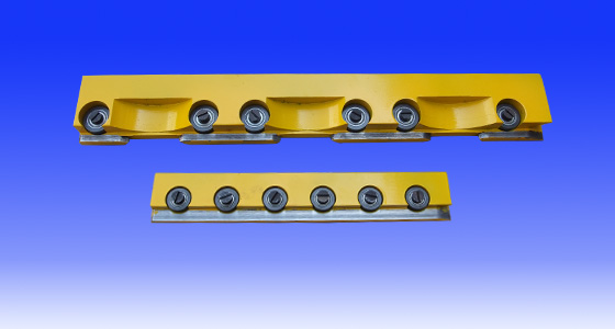 Carbide Slide Rail for Georg Line