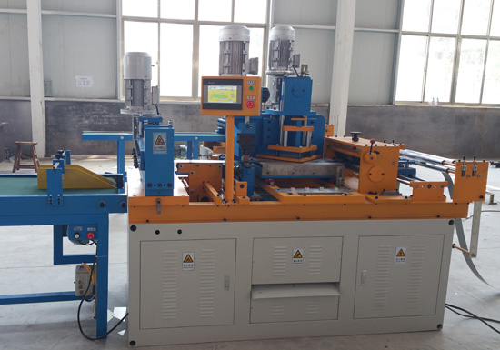 Compact Step-lap CRGO Mitred Core Cutting to Length Machine Line
