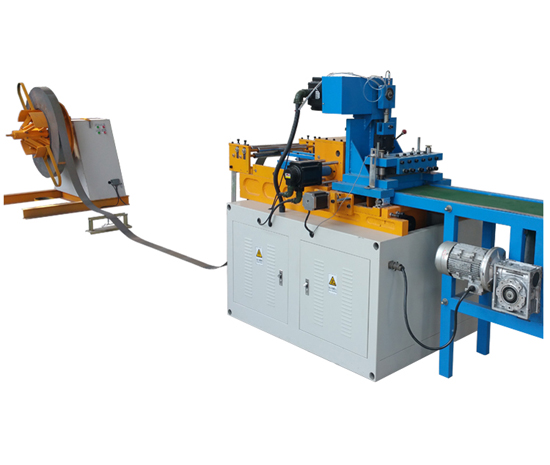Silicon Electrical Steel Straight Cutting Machine