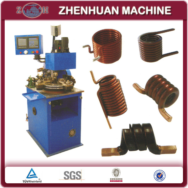 CNC Multi Axis Air Coil Winding Machine For Heavy-duty Bobbinless Coils
