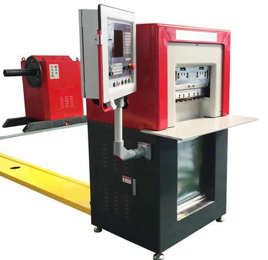 Distributed Gap Core Cutting Machine