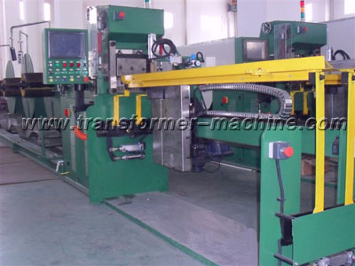 Amorphous Core Cutting Machine