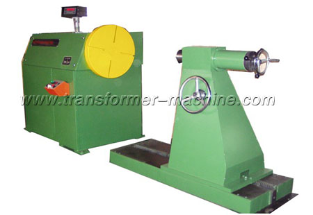 Servo Spindle Coil Winding Machine