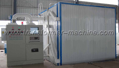 Variable-pressure vacuum drying equipment