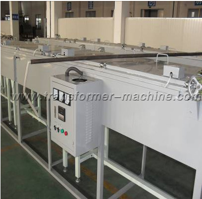 Amorphous core transformer machines