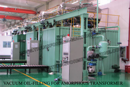 Vacuum Oil-filling Plant