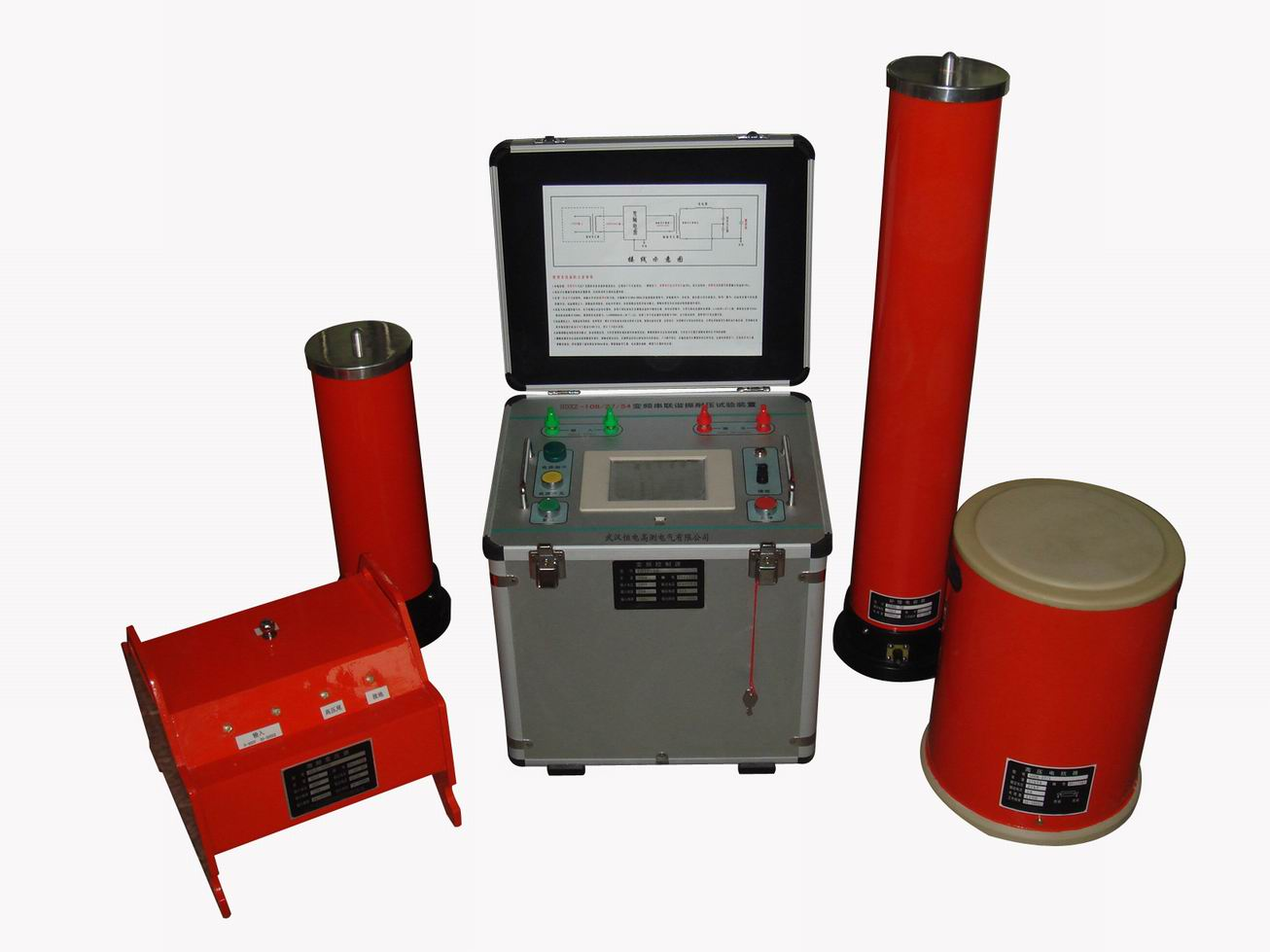 Cable Resonant Withstand Voltage Test System